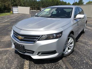 Used 2016 Chevrolet Impala LT 2WD for sale in Cayuga, ON