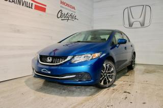 Used 2015 Honda Civic EX 4 portes for sale in Blainville, QC