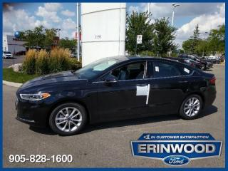 New 2020 Ford Fusion Hybrid SEL for sale in Mississauga, ON