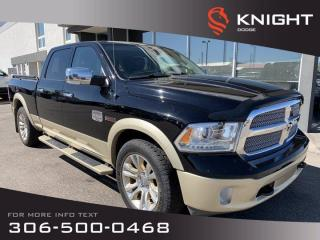 Used 2015 RAM 1500 Longhorn for sale in Swift Current, SK