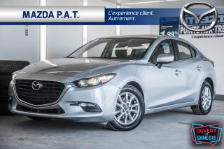Used 2017 Mazda MAZDA3 AUTOMATIQUE,CAMÉRA DE RECUL,BLUETOOTH,TOIT OUVRANT for sale in Montréal, QC