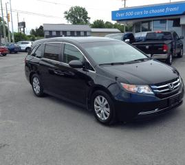 Used 2016 Honda Odyssey RARE 8 PASS, ALLOYS, PWR SEAT!! for sale in Richmond, ON
