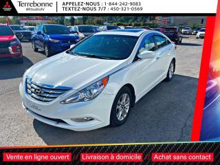 Used 2013 Hyundai Sonata GLS *** TOIT OUVRANT *** for sale in Terrebonne, QC
