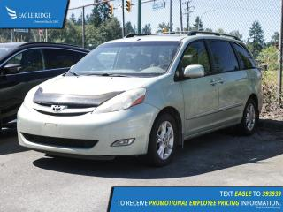 Used 2006 Toyota Sienna LE 7 PASSENGER for sale in Coquitlam, BC