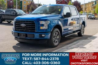 Used 2017 Ford F-150 XLT 302A/LEATHER/3.5 ECO BOOST/ for sale in Okotoks, AB