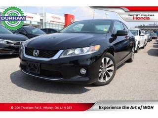 Used 2014 Honda Accord EX for sale in Whitby, ON