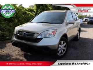 Used 2007 Honda CR-V EX-L for sale in Whitby, ON