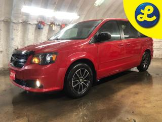 Used 2015 Dodge Grand Caravan SXT PLUS STOW N GO  * Blacktop * Aluminum Rim/w Gloss Black Pockets * 7 Passenger * Cruise Control * Phone connect * Hands Free Calling * Steering Whe for sale in Cambridge, ON