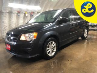 Used 2014 Dodge Grand Caravan SXT PLUS STOW N GO * 2nd-row o/h 9-inch VGA video screen with remote * 2 Sets of tires included summers on alloy rims winters on steel rims * Power s for sale in Cambridge, ON