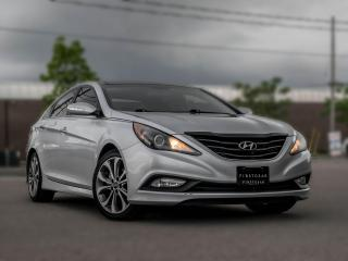 Used 2014 Hyundai Sonata Limited | NAV | PANOROOF | LEATHER | B.SPOT | LOADED for sale in Toronto, ON