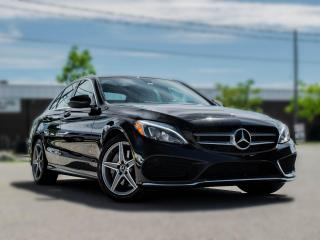 Used 2018 Mercedes-Benz C-Class C 300 4 MATIC | PREMIUM SPORT | LED | PRICE TO SELL for sale in Toronto, ON