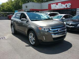 Used 2013 Ford Edge Limited AWD V6 PANO Roof for sale in Ottawa, ON