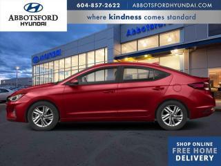 New 2020 Hyundai Elantra Preferred w/Sun & Safety Package IVT - $121 B/W for sale in Abbotsford, BC