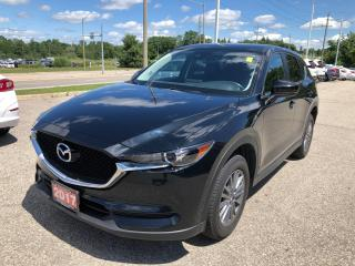 Used 2017 Mazda CX-5 GS BACK- UP CAMERA | BLUETOOTH | TURN SIGNAL MIRRORS for sale in Cambridge, ON