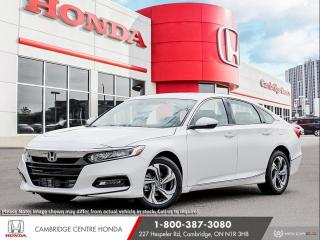 New 2020 Honda Accord EX-L 1.5T HEATED SEATS | HONDA SENSING TECHNOLOGIES | LANEWATCH™ CAMERA for sale in Cambridge, ON