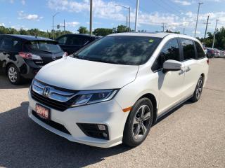 Used 2018 Honda Odyssey EX PUSH BUTTON START | ECON MODE | HONDA SENSING TECHNOLOGIES for sale in Cambridge, ON