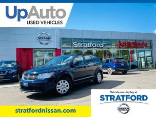 Used 2017 Dodge Journey SE for sale in Stratford, ON