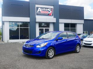 Used 2014 Hyundai Accent Vendu, sold merci for sale in Sherbrooke, QC