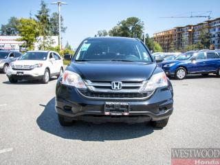 Used 2011 Honda CR-V LX 2WD 5-Speed AT for sale in Port Moody, BC