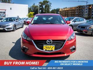 Used 2014 Mazda MAZDA3 1.7L Touring for sale in Port Moody, BC