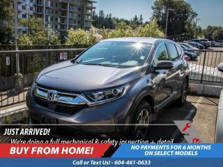Used 2017 Honda CR-V EXL for sale in Port Moody, BC