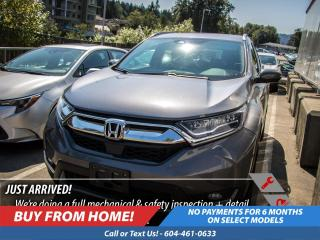 Used 2017 Honda CR-V Touring for sale in Port Moody, BC