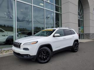 Used 2014 Jeep Cherokee NORTH , 4X4 , CAM. DE RECUL , A/C for sale in Ste-Agathe-des-Monts, QC