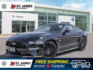 Used 2019 Ford Mustang GT Premium, Remote Start, Push to Start for sale in Winnipeg, MB