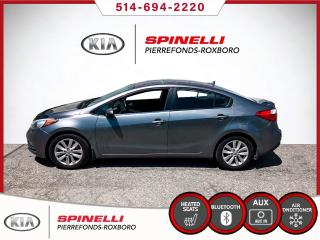Used 2014 Kia Forte LX+ BAS MILEAGE / DEMARREURE for sale in Montréal, QC