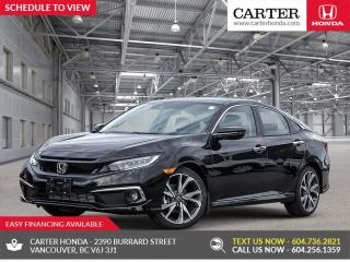 New 2020 Honda Civic Touring for sale in Vancouver, BC