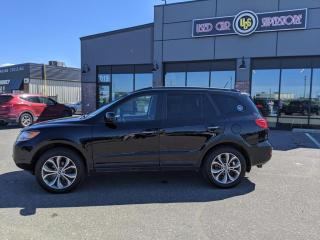 Used 2009 Hyundai Santa Fe AWD 4dr 3.3L Auto LIMITED for sale in Thunder Bay, ON