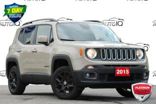 Used 2015 Jeep Renegade North Edition | 4WD | UConnect 5.0 for sale in Kitchener, ON