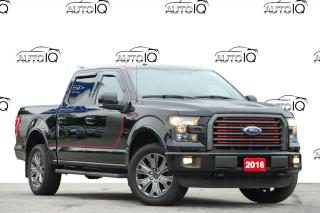 Used 2016 Ford F-150 Lariat for sale in Kitchener, ON