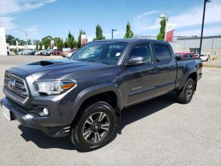 Used 2017 Toyota Tacoma SR5 Sport Package Upgrade for sale in Welland, ON
