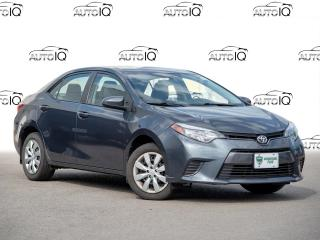 Used 2015 Toyota Corolla LE for sale in Welland, ON