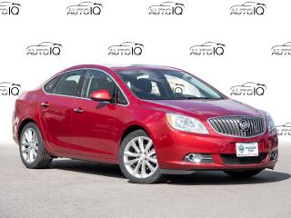 Used 2015 Buick Verano Leather VERY LOW KILOMETERS for sale in Welland, ON