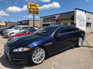 Used 2014 Jaguar XJ XJL 3.0L Portfolio LONG WHEELBASE, PORTFOLIO PACKAGE for sale in Etobicoke, ON