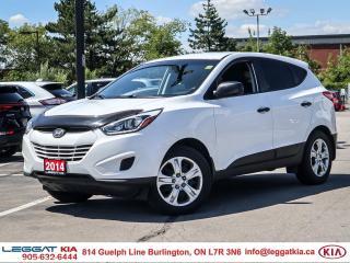 Used 2014 Hyundai Tucson GL for sale in Burlington, ON