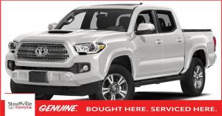 Used 2018 Toyota Tacoma TRD Off Road TRD OFF ROAD - TUBE BARS - TRD RIMS - DASH CAM - SOFT TONNEAU COVER for sale in Stouffville, ON