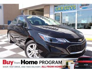 Used 2018 Chevrolet Cruze LT | One Owner, No Accidents. for sale in Prince Albert, SK