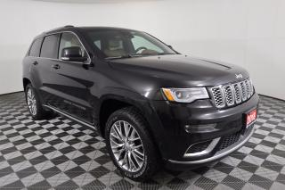 Used 2018 Jeep Grand Cherokee Summit for sale in Huntsville, ON