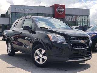 Used 2014 Chevrolet Trax 1LT ONE OWNER, ACCIDENT FREE for sale in Midland, ON