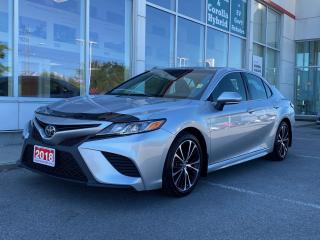 Used 2018 Toyota Camry SE UPGRADE+XTRA WARRANTY-120,000 KMS! for sale in Cobourg, ON