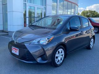 Used 2018 Toyota Yaris LE XTRA WARRANTY+ONE OWNER+BOUGHT+SERVICED HERE! for sale in Cobourg, ON