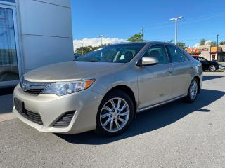 Used 2014 Toyota Camry LE SUNROOF+ALLOYS! for sale in Cobourg, ON