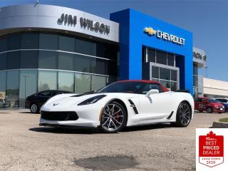 Used 2019 Chevrolet Corvette GRAND SPORT CONVERT AUTO NAV HEADS UP DISPLAY for sale in Orillia, ON