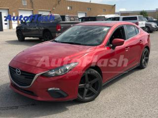 Used 2016 Mazda MAZDA3 GS-Touring *Bluetooth *Toit-Ouvrant/Sunroof for sale in St-Hubert, QC