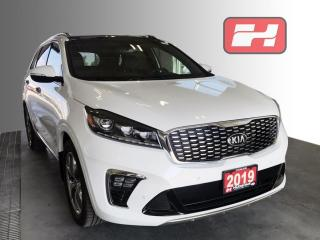 Used 2019 Kia Sorento 3.3L SX Power Sunroof | Navigation | Rear Vision Camera for sale in Stratford, ON