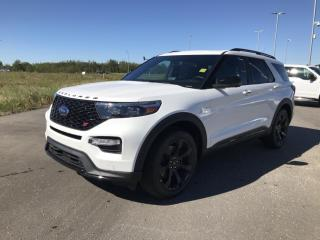 New 2020 Ford Explorer ST for sale in Fort Saskatchewan, AB