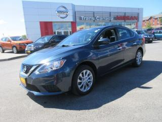 Used 2017 Nissan Sentra for sale in Peterborough, ON